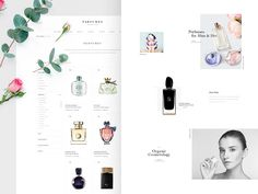 Hello everyone,  The website concept was done by OWN Team for Perfumes, based in London.  Take your time and enjoy: https://www.behance.net/gallery/54831417/Perfumes-E-store  Don't forget to follow...