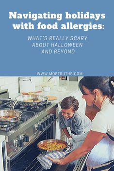 Helpful tips to get through Halloween and other holidays with food allergies