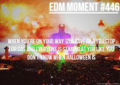 "Truth <3 though ""rave"" can just be substituted with ""life"" and the gas station is everywhere for me. <3"