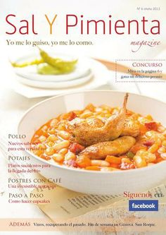 Sal y Pimienta Magazine  Otoño 2012