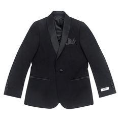 Wd·ny Boys' Tuxedo - Black 18