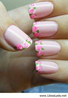 Pretty pastels nai