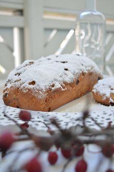 aboutVerena: österreichischer Christstollen / Christmas Stollen