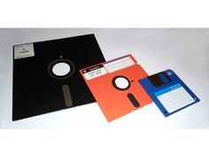 My what an awfully big floppy disk you have. Yes, I was using computers during the 5 Floppy days. Fun Fact: It would take single sided 5 floppy disks to hold the same amount of data as your Smartphone! 8 Bits, Best Computer, Computer Class, Computer File, Floppy Disk, Old Computers, Disk Drive, My Childhood Memories, 90s Childhood
