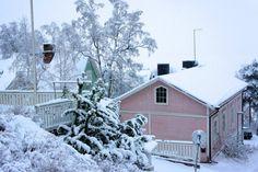Pispala, Tampere - January 2012