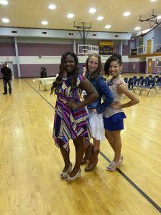 Kem, Haley, & Shay