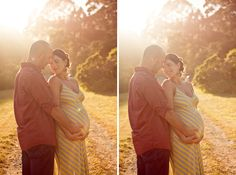 Muir Woods Maternity Session