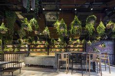 Gallery of ƯU ĐÀM Vegetarian Restaurant / Le House - 8