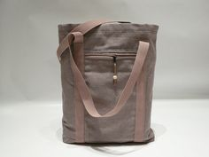 Fashion Natural linen hazel Shoulderbag Messenger by SKMODELL, $32.00