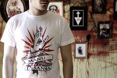 Camiseta La Mano de la locura de Cerezo