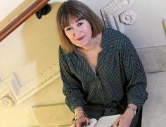 Marta Rivera de la Cruz: «Cuando acabo un libro, hago albóndigas y lentejas» - La Razón digital