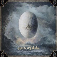 "L'album degli #Amorphis intitolato ""The Beginning Of Times""."