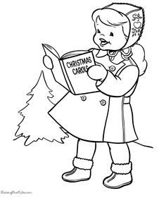 pictures of angels to color christmas angels coloring pages