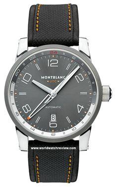 Montblanc TimeWalker Voyager UTC Automatic