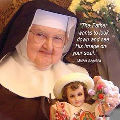 Watch Mother Angelica Live Classics, Tuesdays at 8 PM ET on EWTN. http://www.ewtn.com/channelfinder