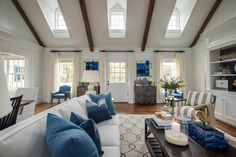 Browse every stunning space in HGTV Dream Home 2015, and see what people are saying about their favorite rooms.