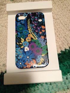 Midnight Blues iPhone 4 case