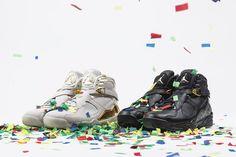 "Air Jordan 8 Retro ""Cigar & Champagne"" Pack - EU Kicks: Sneaker Magazine"