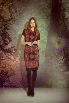 AW12 Miss Selfridge Lookbook - this is totally gorgeous