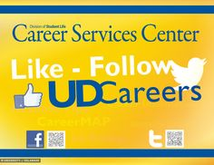 Find more valuable career advice & opportunities by following UDCareers on Facebook & Twitter! Career Success, Career Advice, University Of Delaware, Graduation Post, How To Apply, Teacher, Facebook, Twitter, Pictures