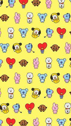 𝓑𝓽𝓼 𝓦𝓪𝓵𝓵𝓹𝓪𝓹𝓮𝓻𝓼 🌙 Trendy Wallpaper, Tumblr Wallpaper, Screen Wallpaper, Wallpaper Quotes, Cute Wallpapers, Wallpaper Backgrounds, Iphone Wallpaper, Album Bts, Line Friends