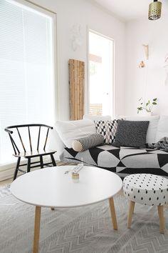 hunajaista no home with out you livingroom
