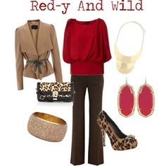 Red-Y and Wild