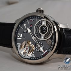 Greubel-Forsey_9W0B0488 Bullet Jewelry, Geek Jewelry, Gothic Jewelry, The Long Now, Equation Of Time, Solar Time, Sporty Watch, Pendant Jewelry, Jewelry Necklaces