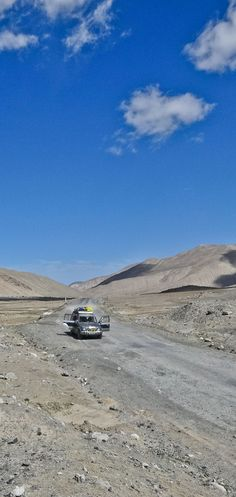 Travel in Central Asia: The Pamir Highway, Tajikistan