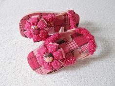 7033e4d64c 85 melhores imagens de sandalias customizadas