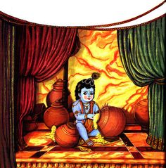 http://belurmath.org/kids_section/16-boyhood-pranks-of-sri-krishna/