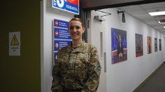 Nos reunimos primer oficial transgénero del ejército británico | Temas frecuentes | Lorena