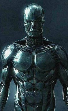 Terminator Genisys - Anyone else want to mess with me? Robot Concept Art, Armor Concept, Character Concept, Character Art, Character Design, Arte Robot, Robot Art, Terminator Movies, Skynet Terminator