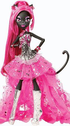 Shop Monster High Catty Noir Doll at Artsy Sister. Monster High Toys, Monster High Characters, Monster High Birthday, Monster High Party, Custom Monster High Dolls, Ninja Turtle Birthday, Ninja Turtle Party, Love Monster, Custom Dolls