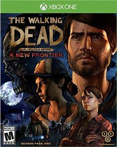 The Walking Dead The Telltale Series A New Frontier  Xbox One *** For more information, visit image link.Note:It is affiliate link to Amazon.