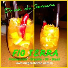 O Drink dessa Semana, veio de Brasília. Quer o seu drink e bar aqui no canal? Escreva para nós contato@megaroteiros.com.br  #drinkdasemana #drinks #megaroteiros #primeirobar #brasilia #viagemeturismo #uolviagem #bomfinaldesemana
