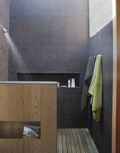 MARQ / propuesta / hornacinas en baños