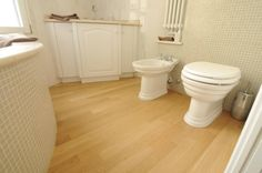 Ferienhaus Alassio - Haupt-Badezimmer Toilet, Bathroom, Cottage House, Washroom, Litter Box, Bathrooms, Flush Toilet, Powder Room, Powder Rooms