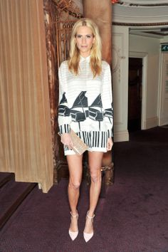British Fashion's Big Night Out