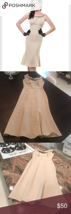Vintage Stop Staring Dress Size small (2000) 1940s style evening dresses Casual Dresses, Stop Staring Dresses Midi