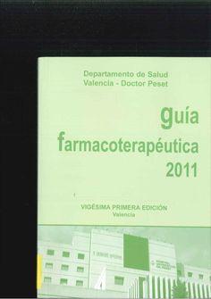 Guía farmacoterapéutica : 2011. 21a ed. 2011