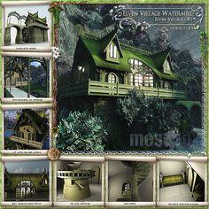Mirye Software::Special Vendor Categories::Meshbox::Elves::Elven Village Volume 1