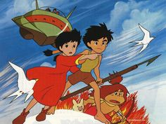 Future Boy Conan Nice HD Wallpaper Wallpaper