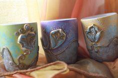 Unique handmade creations mug
