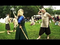 Hafrsfjord - 10 Viking Games - YouTube