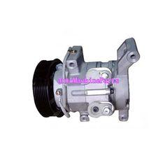 148.50$  Watch now - http://ali2eo.worldwells.pw/go.php?t=32782638929 - 7PK New AC Compressor 88320-0K100 883200K100 For Toyota Vigo Innova Hilux 10S11C