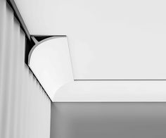 Rails systeem gordijnen wegwerken achter plint, ipv recessed in het plafond