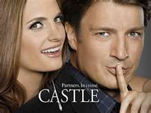 Castle TV show with Richard Castle (Nathan Fillion) is cute and interesting. Nice twist for another detective show. Tv Castle, Castle 2009, Castle Tv Series, Castle Tv Shows, Watch Castle, Castle Wall, Book Series, Richard Castle, Tv Shows