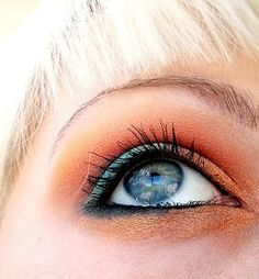 great colors for blue eyes
