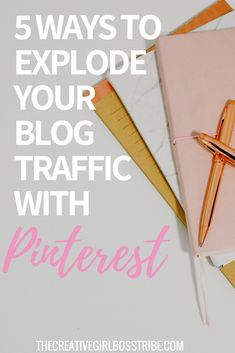 Did you know Pinterest has the potential to drive 80-90% of your daily blog traffic? But look, Pinterest isn't magic and it's only going to work for those who put the work in! You need actionable strategies you can implement today to start growing your reach and impact!